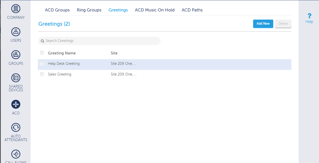 Program Acd Greetings Micloud Business For Service Providers Help 41
